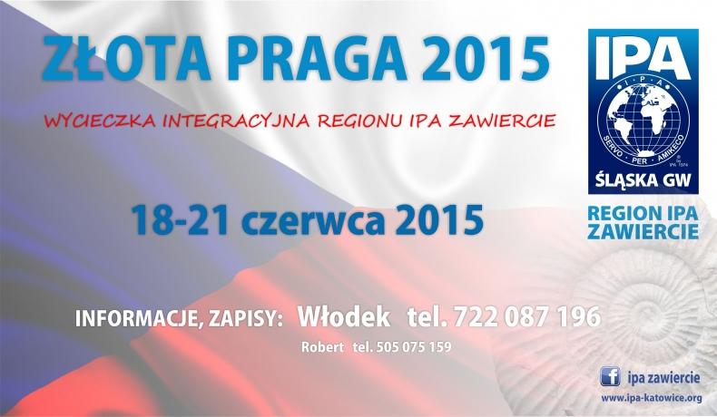 ZŁOTA PRAGA 2015