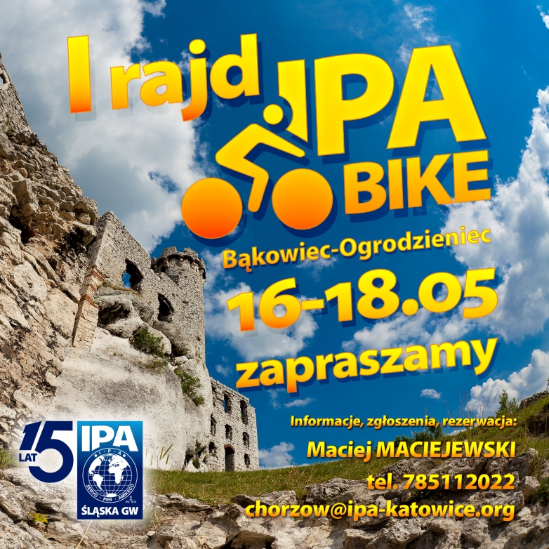I RAJD IPA BIKE