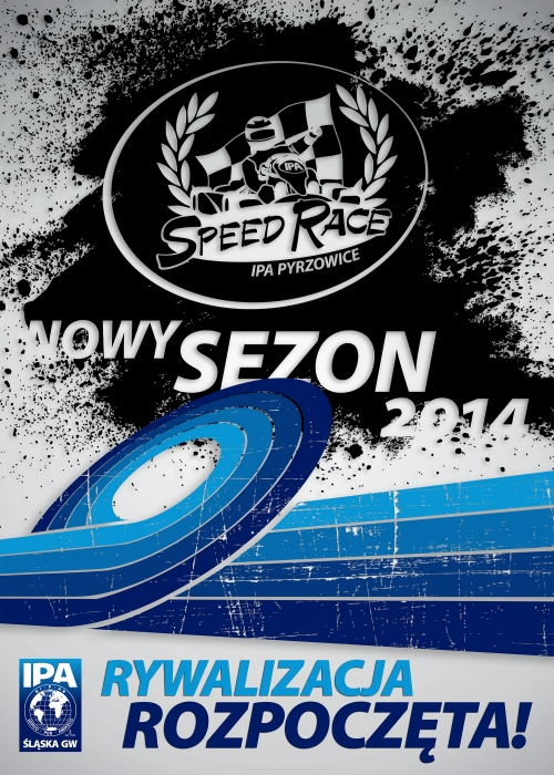 Nowy Sezon SPEED RACE