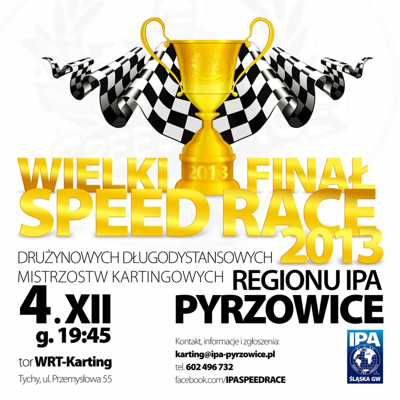 Wielki finał SPEED RACE